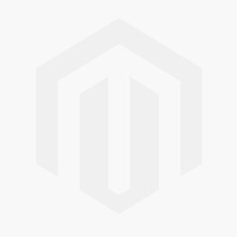 OSS - Alexis black silver geometric ring