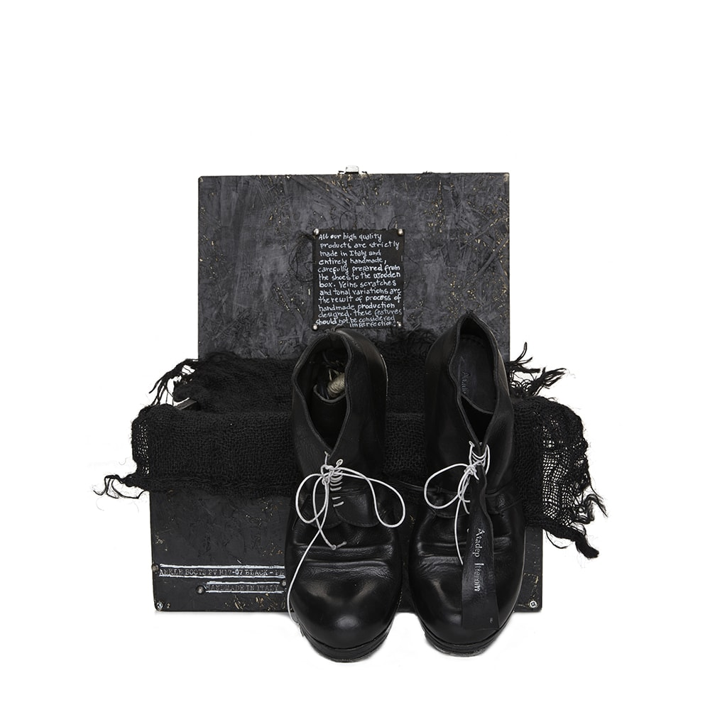 Atadep Itterom shoes for men. Explore and shop the best avant-garde designers online at unconventional