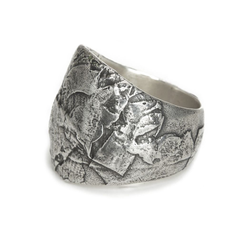 Black Rock Jewel; Explore and shop conceptual silver jewellery online at unconventional